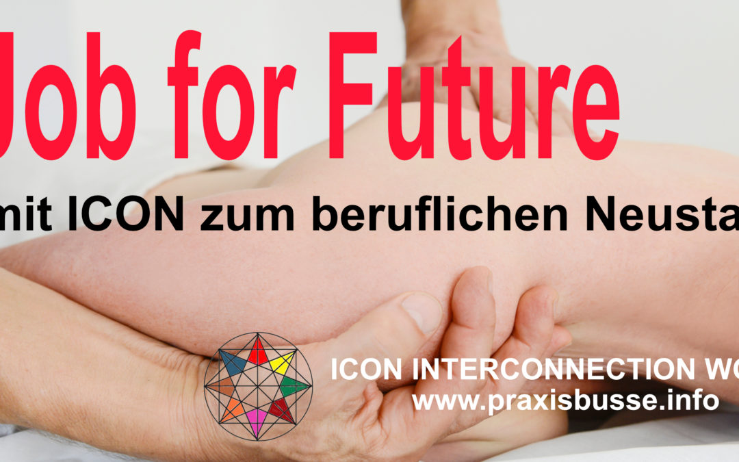 Job for Future – Mit ICON in den beruflichen Neustart